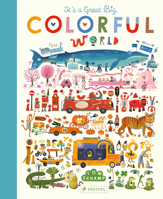 It's a Great, Big Colorful World Cover Image