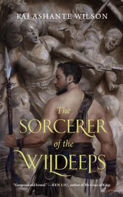 The Sorcerer of the Wildeeps Cover