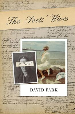 Cover for The Poets' Wives
