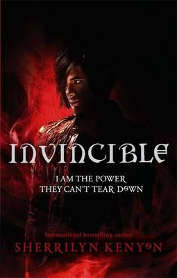 Invincible Cover Image