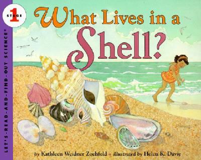 What Lives in a Shell? Cover Image