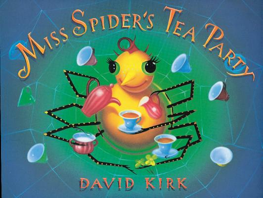 Miss Spider's Tea Party Cover
