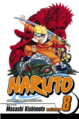Naruto, Vol. 8 Cover Image