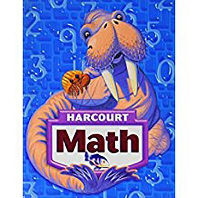 Harcourt School Publishers Math Cover