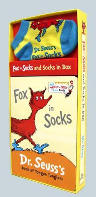 Fox in Socks and Socks in Box [With Socks] Cover Image