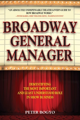 Cover for Broadway General Manager