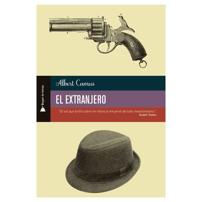 El Extranjero Cover Image