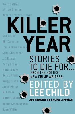 Killer Year Cover