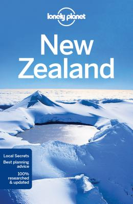 Lonely Planet New Zealand (Travel Guide) Cover Image