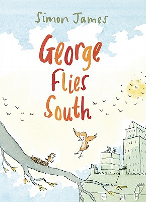 George Flies South Cover