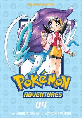 Pokémon Adventures Collector's Edition, Vol. 4 (Pokémon Adventures Collector's Edition #4) Cover Image