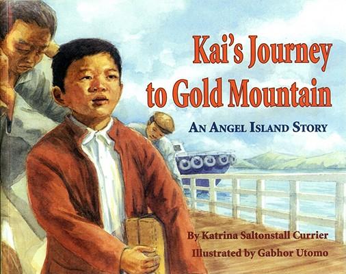 Kai's Journey to Gold Mountain Cover