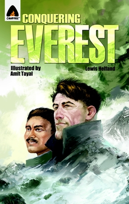 Conquering Everest Cover