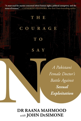 Cover for Courage to Say No