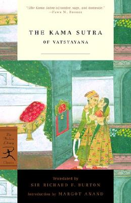 The Kama Sutra of Vatsyayana Cover