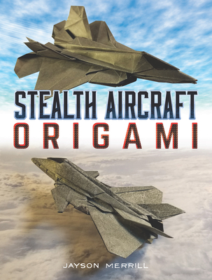 Stealth Aircraft Origami Cover Image