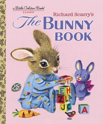 Richard Scarry's the Bunny Book Cover