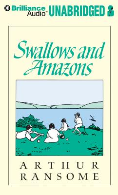 Swallows and Amazons Cover Image