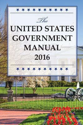 The United States Government Manual 2016 Cover Image