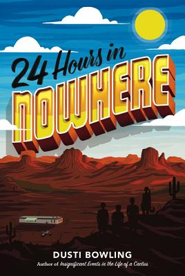24 Hours in Nowhere Cover Image