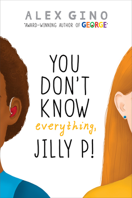 You Don't Know Everything, Jilly P! Cover Image