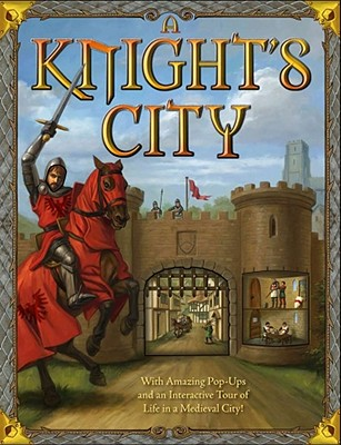 A Knight's City Cover