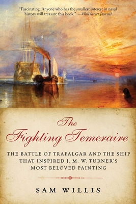 Cover for The Fighting Temeraire