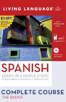 Spanish Complete Course Cover