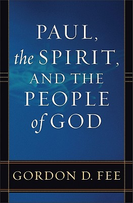Paul, the Spirit, and the People of God Cover Image