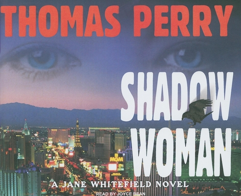 Shadow Woman (Jane Whitefield Novels (Audio) #3) Cover Image