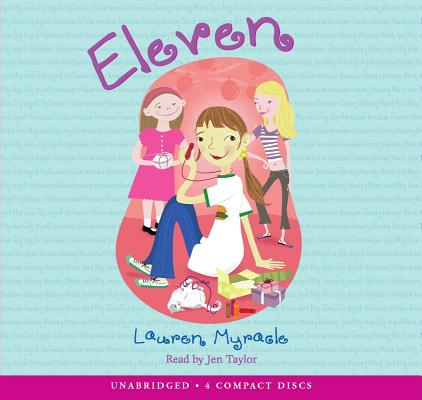 Eleven - Audio Library Edition Cover Image