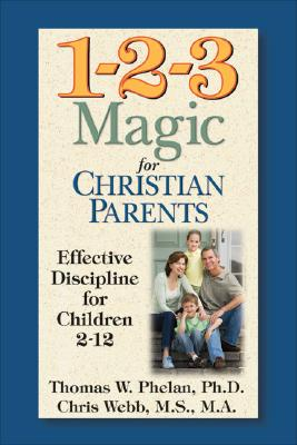 1-2-3 Magic for Christian Parents Cover