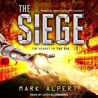 The Siege Lib/E Cover Image