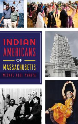 Indian Americans of Massachusetts Cover Image