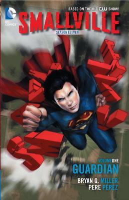 Smallville Season Eleven, Volume One Cover