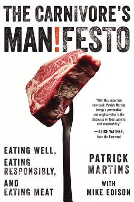 The Carnivore's Manifesto Cover