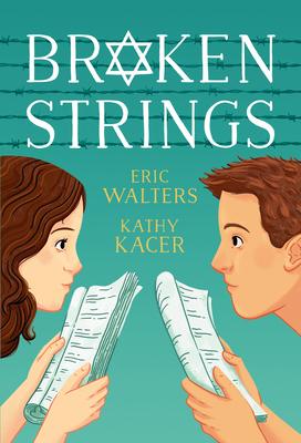 Cover for Broken Strings