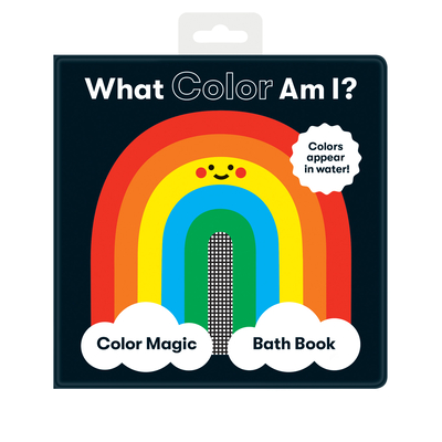 What Color Am I? Color Magic Bath Book Cover Image