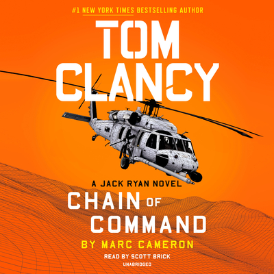 Tom Clancy Chain of Command (A Jack Ryan Novel #21) Cover Image