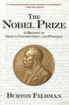 Cover for The Nobel Prize