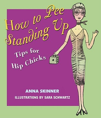 How to Pee Standing Up Cover