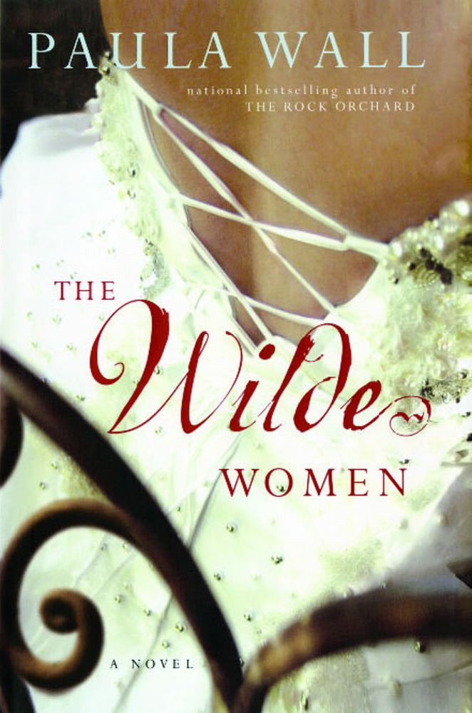 Cover for The Wilde Women