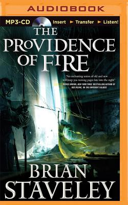 The Providence of Fire (Chronicle of the Unhewn Throne #2) Cover Image