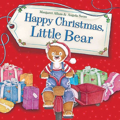 Happy Christmas, Little Bear Cover
