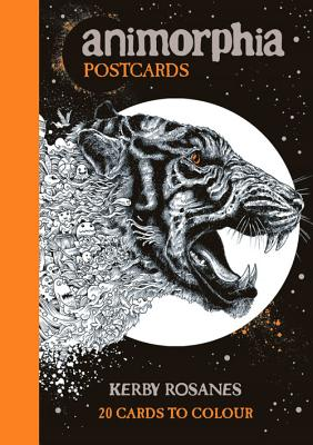 Animorphia Postcards Cover Image