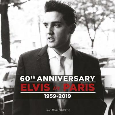 Elvis in Paris Cover Image