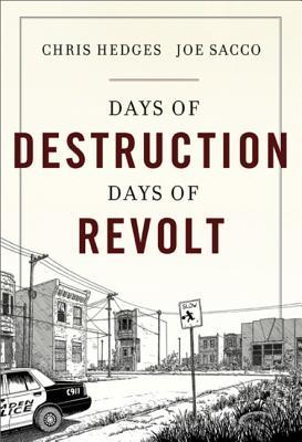 Days of Destruction, Days of Revolt Cover Image