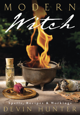 Modern Witch: Spells, Recipes & Workings Cover Image