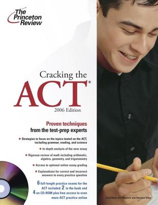 Cracking the ACT [With CDROM] Cover Image