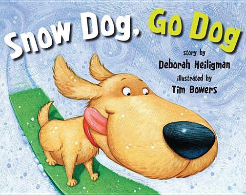 Cover for Snow Dog, Go Dog